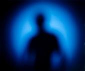 Abstract Man Portrait
