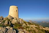 Talaia of Albercutx XVI century Peninsula de Formentor Pollença Mallorca Baleares Spain