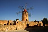 Mill den Xina, Algaida Mallorca Illes Balears Es Pla Spain