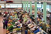 Farmers market, Mercado Agricola, Vega de San Mateo, Gran Canaria, Canary Islands, Spain