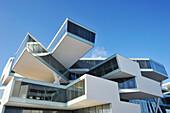 Modern architecture, Business center, Allschwil, near Basel, Switzerland