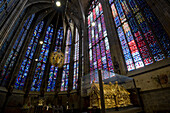 Shrine of the Virgin Mary, Aachen Cathedral, UNESCO World Heritage Site, Aachen, North Rhine Westphalia, Germany