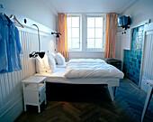 Hotel room, Zeeburg, Amsterdam, Netherlands