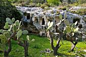 Necropoli Pantalica, Unesco World Cultural Heritage, Sicily, Italy