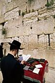 Israel, Jerusalem, jew, jewish, man, pray, praying, . Holiday, Israel, Near East, Jerusalem, Jew, Jewish, Landmark, Man, People, Pray, Praying, Religion, Tourism, Travel, Vacation, W