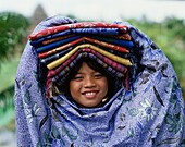 Asia, Asian, Bali, Balinese, bundle, carry, carryin. Asia, Asian, Bali, Asia, Balinese, Bundle, Carry, Carrying, Child, Cloth, Craft, Girl, Head, Holiday, Indonesia, Indonesian, Lan