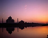 Agra, Asia, India, mausoleum, palace, sunset, Taj M. Agra, Asia, Holiday, India, Asia, Landmark, Mausoleum, Palace, Sunset, Taj mahal, Temple, Tourism, Travel, Vacation