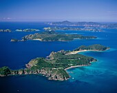 bay of islands, horizon, islands, New Zealand, ocea. Bay of islands, Holiday, Horizon, Islands, Landmark, New zealand, Ocean, Tourism, Tranquil, Tranquility, Travel, Tropical, Vacat