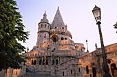 Buda, Budapest, Fishermen´s Bastion, Hungary, UNESC. Buda, Budapest, Fishermen´s bastion, Heritage, Holiday, Hungary, Europe, Landmark, Tourism, Travel, Unesco, Vacation, World