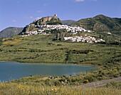 Andalusia, Pueblos Blancos, Spain, White Villages, . Andalusia, Blancos, Holiday, Landmark, Pueblos, Spain, Europe, Tourism, Travel, Vacation, Villages, White, Zahara de la sierra