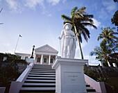Bahamas, Caribbean Islands, Columbus, Statue, Nassa. Bahamas, Caribbean, Columbus, Holiday, Islands, Landmark, Nassau, Statue, Tourism, Travel, Vacation