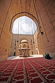 The Mosque of Sultan Hassan, City of Cairo, Egypt