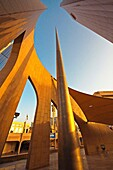 Memorial at Kuwait downtown, Kuwait City