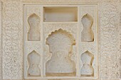 India, Rajasthan, Amber Palace, Sukh Mandir or Suk Niwas Hall of Pleasure