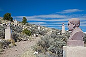 San Luis, Colorado - A memorial to Mexican priests who were martyred during the Christero rebellion in Mexico in the late 1920s  The rebellion was an uprising against the anti-clerical provisions of the Mexican constitution of 1917  The Catholic church ha