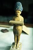 statuette of Akhenaten, Museum of Egyptian Antiquities, Cairo, Egypt, Africa