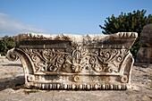 temple of apollo, archeological area, didyma, southern aegean coast, turkey, asia