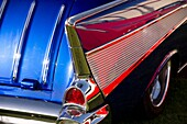 The classic auto tail-fin from the 1950´s