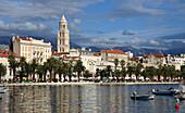 Croatia, Split, skyline, general panoramic view