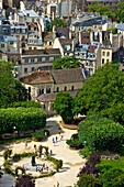 France, Paris, St, Michael area, Church of Saint Julien the Poor