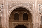 Alhambra - Nasrid Palaces . Granada. Spain.