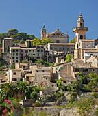 View of Valldemossa, Mallorca, Spain