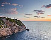 Faro de Capdepera, Punta de Capdepera, Capdepera, Majorca, Spain