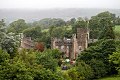 Augill Castle, Hotel with restaurant by arrangement, Kirkby Stephen, Cumbria, England, Great Britain, Europe