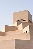 Museum of Islamic Art in Doha, Qatar, architect IM Pei