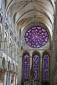 Cathedral of Our Lady of Laon, Laon, Aisne department, Picardy, France