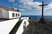 Our Lady of Peace chapel Nossa Senhora da Paz, in Vila Franca do Campo  Sao Miguel island, Azores islands, Portugal