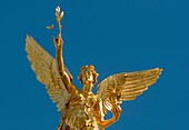 Friedensengel Freedom Angel, Munich, Bavaria, Germany