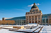 Bavarian State Chancellery in Munich, Germany