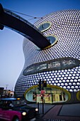 England,Birmingham,Selfridges Department Store at the Bullring Shopping Mall, designed by Future Systems