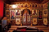 France, Aveyron, Russian Church Sylvanes