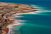 Jordan, Dead Sea, Mazraa, seascape by Potash City