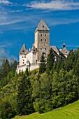 The picturesque Moosham Castle, Mauterndorf, Austria, Europe