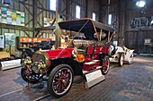 Hickory Corners, Michigan - The Gilmore Car Museum  The museum houses classic cars from 1899 through the 1960s, mostly in eight historic barns  It includes the 1906 Columbia five passenger touring car