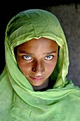 Young girl in Saidpur, Kashmir, Pakistan On 8 october 2005, a severe earthquake hit Northern Pakistan Pakistan controlled Kashmir More than 70,000 people died and 3 million people where homeless Widespread destruction led to major relief operations try