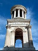 Roman site ´Les Antiques´ of Glanum, Saint-Remy-de-Provence, Provence, France