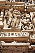 Jain temples 10-11th century, eastern group, UNESCO World Heritage site, Khajuraho, India