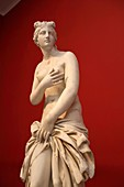 Statue of Aphrodite from 2nd century AD, National Archaeological Museum, Athens, Greece