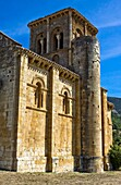 Romanesque Church of San Pedro de Tejada - Valle de Valdivielso - Burgos - Castilla y Leon - Spain