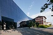 Cristobal Balenciaga Museum, Getaria, Guetaria, Gipuzkoa, Guipuzcoa, Basque Country, Spain