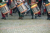 Fête de l´Escalade, Escalade ceremony is hold every year on December 11th and 12th in Geneva, it is a historical event with beginings in 1602 year when French army attacked Geneva town at night of December 11/12, Geneva repelled the attack and the town is