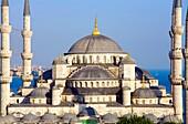 The ´Blue Mosque´ Sultan Ahmet Camii  Istanbul