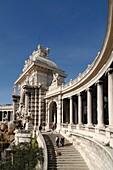 Palais Longchamp Marseille or Marseilles Bouches-du-Rhone Provence France