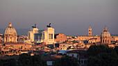 Italy, Lazio, Rome, skyline, general view