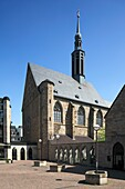 D-Dortmund, Ruhr area, Westphalia, North Rhine-Westphalia, NRW, Probstei church Saint Johannes Baptist, catholic church, former Dominican monastery