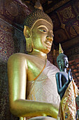 Asia, Laos, Luang Prabang, Wat Xieng Thong, Temple, Temples, Buddhist, Buddhism, religion, Buddhist Temple, Buddha, Buddha Statue, UNESCO, UNESCO World Heritage Sites, Holiday, Vacation, Tourism, Travel. Asia, Laos, Luang Prabang, Wat Xieng Thong, Temple,